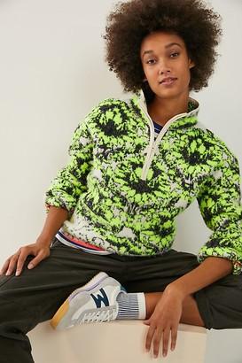 Cristina Fuzzy Fleece Pullover