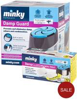Minky 200g Damp Guard With 4 Refill Tablets