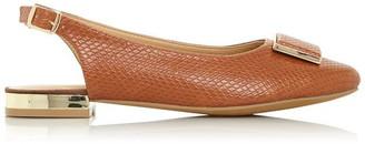 Roberto Vianni Harleen Round Toe Slingback Shoes