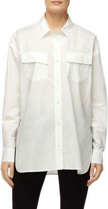 J Brand Bryson Oversized Button-Down Shirt