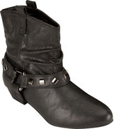 WANTED Chopper Womens Ankle Boots