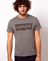 Levi's T-Shirt Batwing Logo