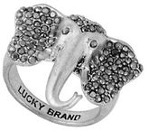 Lucky Brand Elephant Ring