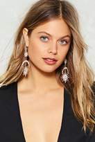 Nasty Gal Out of This World Earrings