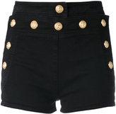 Balmain button shorts