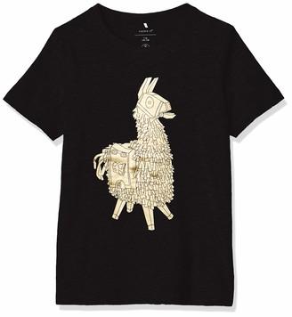Name It Boy's Nkmfortnite Tucker Ss Top LIC T-Shirt
