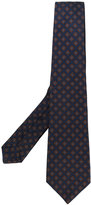 Kiton printed tie