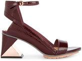 Ginger & Smart Assemble mid heel sandals
