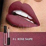 Lipstick Cosmetic Lip Gloss, Sunmy Bold Vivid Colorful Lipgloss Women's Liquid Shiny Sparkly Beauty Lip Glosses