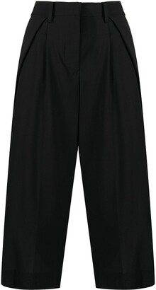 Sacai Stripe-Side Culottes