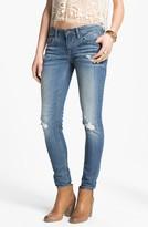 Vigoss Destroyed Skinny Jeans (Juniors)