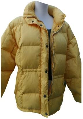 Pyrenex Yellow Polyester Coats