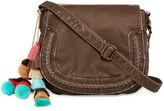Arizona Flap Braid Crossbody Bag