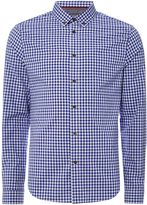 Linea Montague Gingham Check Shirt