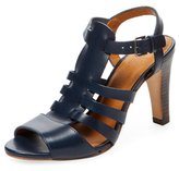 N.D.C. Made By Hand Roxana Fianchi Leather Sandal