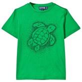 Vilebrequin Green Ant Turtle Tee