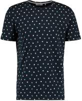 Minimum Medinow Print Tshirt Dark Navy
