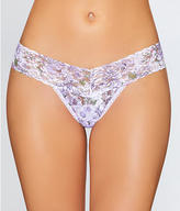Hanky Panky Violet Spray Low Rise Thong