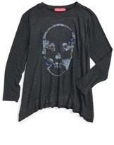 Menu Girl's Skull Sweatshirt