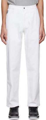 Billionaire Boys Club White Painter Pants