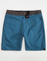 NITROUS BLACK Strange Mens Hybrid Shorts