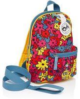Zip & Zoe Kid's Floral Printed Backpack