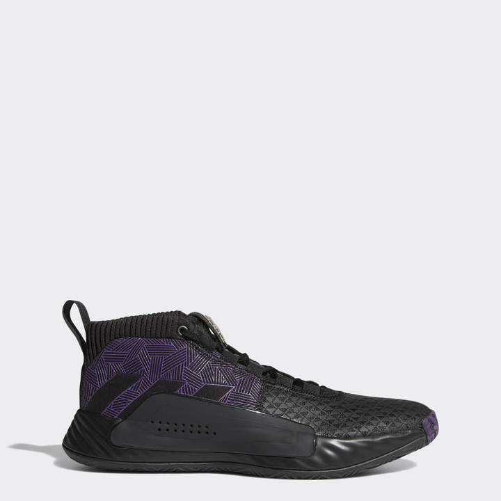 adidas Marvels Black Panther   Dame 5 Shoes