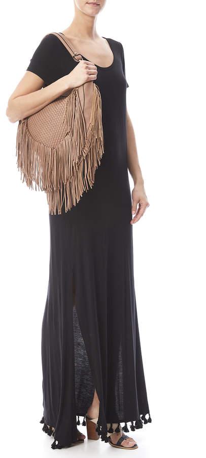 Umgee USA Side Split Maxi Dress