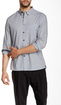 Kenneth Cole New York Solid Long Sleeve Shirt
