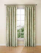 Marks and Spencer Versaille Print Curtain