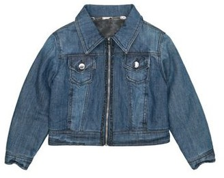 MICROBE by MISS GRANT Denim outerwear