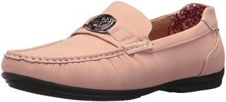 Stacy Adams Men's Cyrus MOC Toe BIT Slip-ON Driving Style Loafer