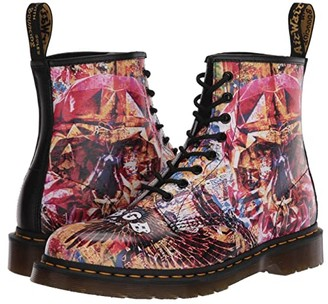 Dr. Martens 1460 CBGB (Multi/Black) Shoes