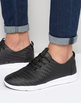 Toms Del Ray Leather Trainers