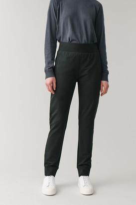 Cos Slim-Fit Jogging Pants
