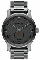 Nixon Men's 'Patriot' Round Bracelet Watch, 45Mm