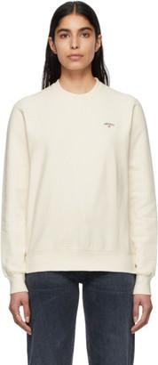 Noah NYC Off-White Classic Sweatshirt
