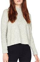 Miss Selfridge Funnel Neck Sweater