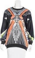 Clover Canyon Digital Print Oversize Sweatshirt