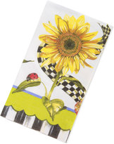 Mackenzie Childs MacKenzie-Childs Sunflower Paper Guest Towels/Buffet Napkins