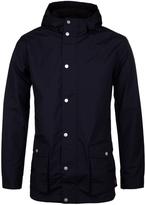 Farah Atwood True Navy Hooded Jacket