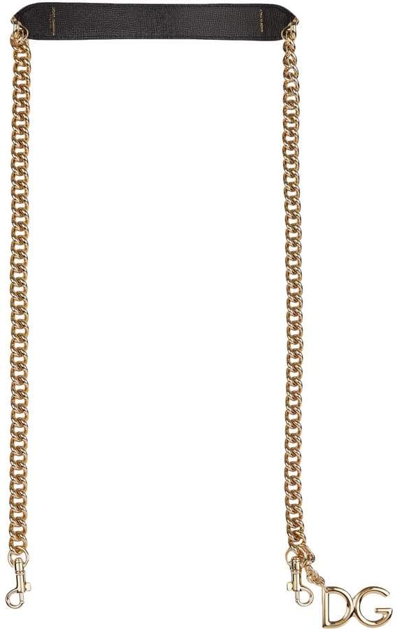 Dolce & Gabbana Chain Bag Strap