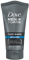 Dove Men+Care Face Wash, Hydrate+ 5 oz