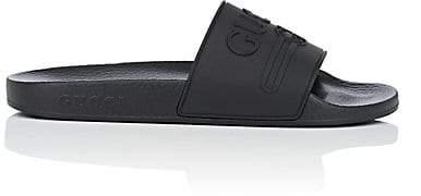 643cbbe7c Gucci Rubber Sandals - ShopStyle