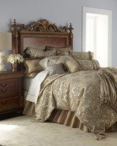 Dian Austin Couture Home King Florentine Brocade Duvet Cover