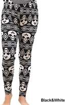 GMlove 2017 Women's Colorful Print Leggings Stretchy Sexy Jeggings Pencil Pants S-XXXL