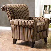 Asstd National Brand Gallovan Contemporary Fabric Club Chair