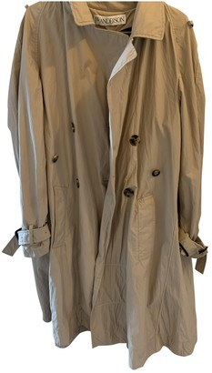 J.W.Anderson Beige Cotton Coats