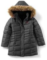 U.S. Polo Assn. Big Girls' Winter Bubble Jacket