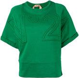 No.21 logo T-shirt - women - Cotton - 36